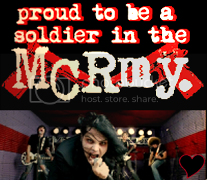 im part of the mcrmy
