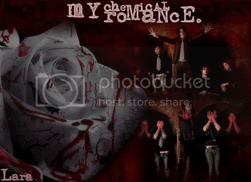 my chemical romane